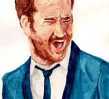 Chris O'Dowd - The Sapphires by aigarcia