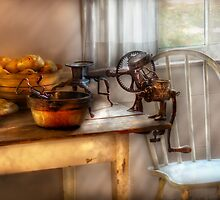 Kitchen Preperations by Mike  Savad