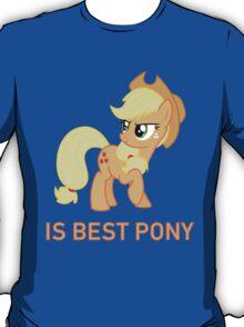 Applejack Is Best Pony T-Shirt