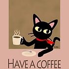 Have a coffee by BATKEI