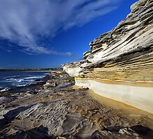 Nature's Sculpture, Maroubra NSW by Malcolm Katon