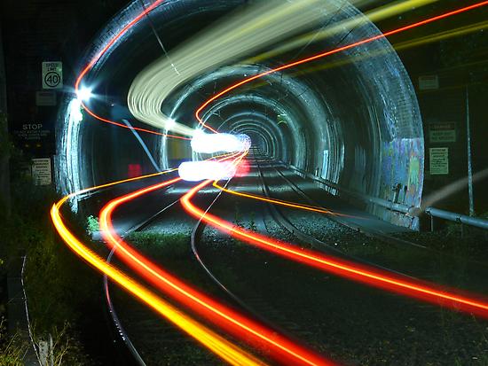 Light (T)rail by SeeingTime