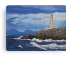 Ardnamurchan Lighthouse Canvas Print