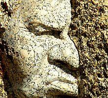Granite Man by Peter Carpenter