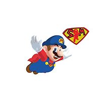 Super Mario  by diffy2009