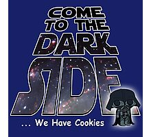 We have cookies Dark Side Family Guy Photographic Print