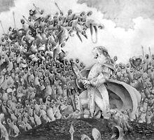 80-Watt's Last Stand by Elisabeth Wyrwicz