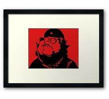 Peter Griffin as Che Guevara Framed Print