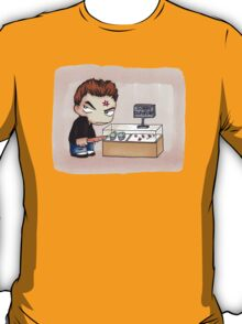 Dean Winchester and pie T-Shirt