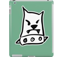 Pitbull Tattoo iPad Case/Skin