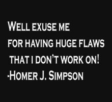 Homer Simpson Quote by bertle