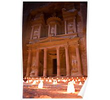 The Treasury by Candlelight Poster