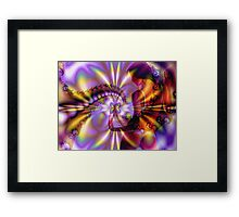 Light of Divine Sensuality Framed Print