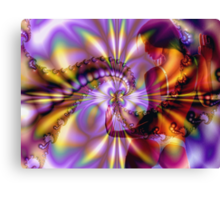 Light of Divine Sensuality Canvas Print