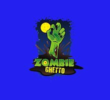 ZOMBIE GHETTO OFFICIAL LOGO DESIGN by ZombieGhetto