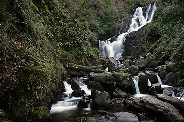 Torc waterfall by John Quinn