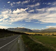 Country Road by Nickolay Stanev