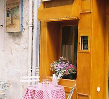 Provence Cafe by Nadine Rippelmeyer