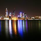 Perth City by Sekans