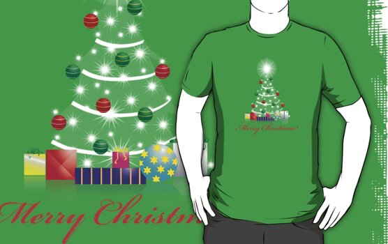 Christmas Tee! by shanmclean