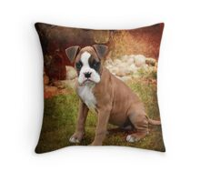 I am Milly Throw Pillow