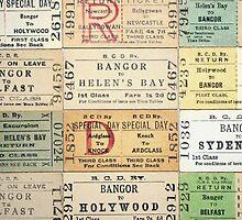 Belfast & County Down Railway Tickets by TICKETSPLEASE