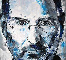 Steve Jobs by richardday