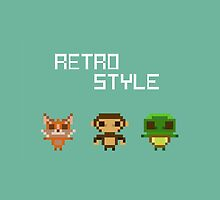 The cutest pixel art animals ever! by Elanor34