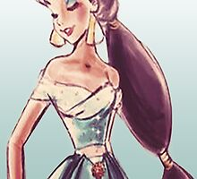 Jasmine- aladin by verostr