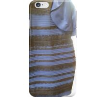 The Dress iPhone Case/Skin