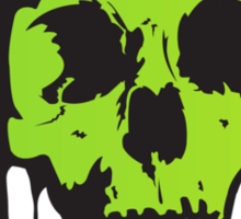 Toxic Death  Sticker