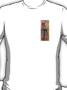 Scarlet Macaw PARROT T-Shirt