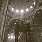 St Peter's Basilica by S T