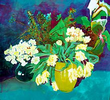 Flowers by avalyn