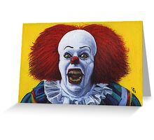 Pennywise (II) Greeting Card