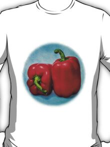 Red Bell Peppers T-Shirt