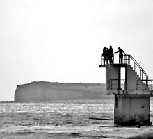 Salthill Swim  by HeloiseGauvin
