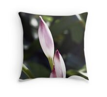 Angels Kisses Throw Pillow