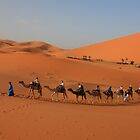 Erg Chebbi by desertsea
