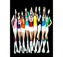 Girls' Generation - OH! Photographic Print