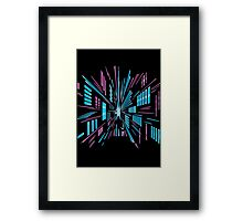 Tunnel to the Stars Framed Print