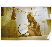Around the World Poster