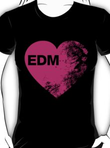 EDM (Electronic Dance Music) Love T-Shirt