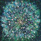 Allium Seedhead by Susan Duffey