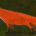 The fox by Tinly
