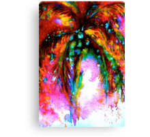 Tropical Fandango Canvas Print