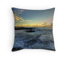 Step this Way - Maroubra, NSW Throw Pillow