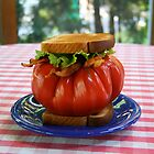 The Tomato Lover's BLT by Heidi Hermes