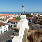 From the church tower by Gaspar Avila