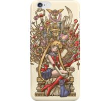Throne of Magic - Sailor Moon iPhone Case/Skin
